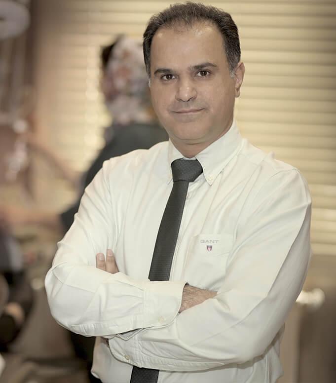 دکتر مسعود راستکاری متخصص گوش، حلق و بینی